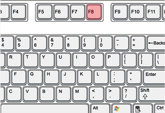 F8-Key