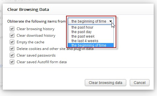 google-chrome-history-options